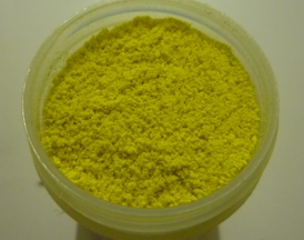 908E Yellow- 28g Dry Powder
