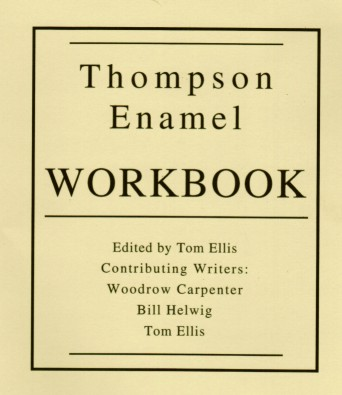 TEP-001 Thompson Enamel Workbook
